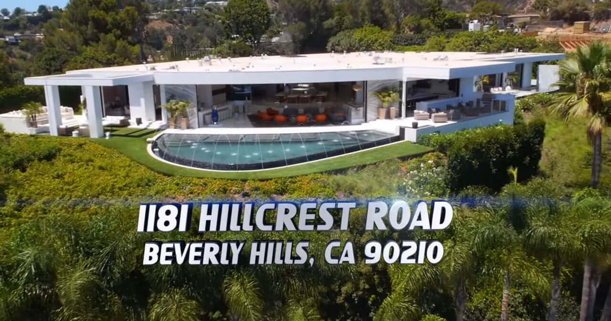 Beverly Hills Real Estate B