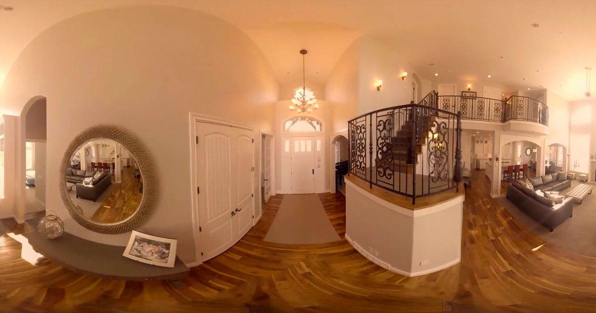 PERSONALIZED 360° Real Estate Tour