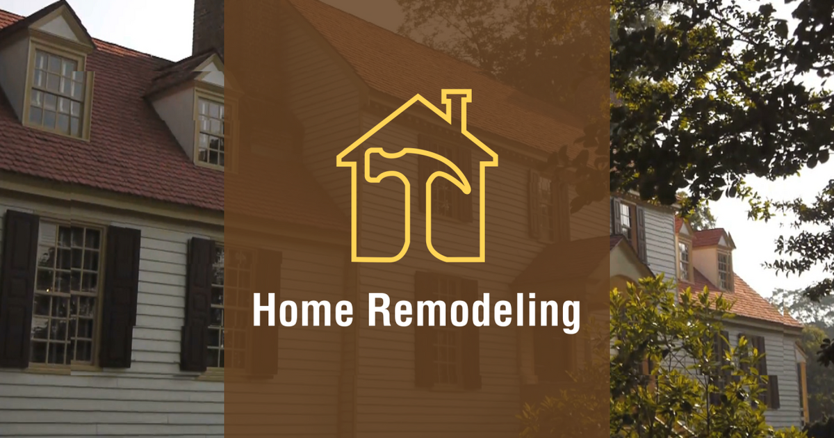 Home Remodeling 1